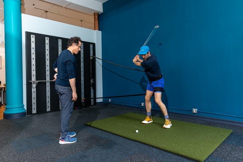 golf movement lab