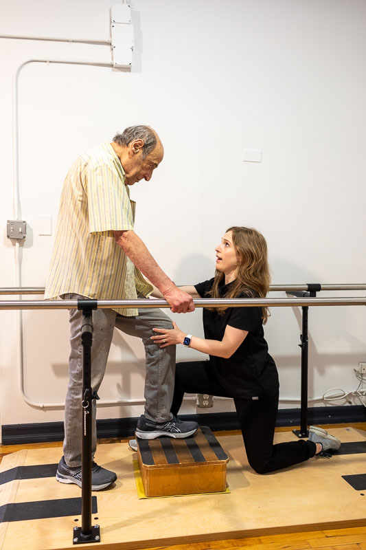 balance physical therapy
