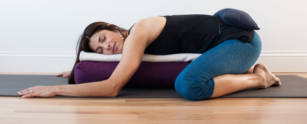 5 Restorative Yoga Poses For Any Age And Physical Ability
