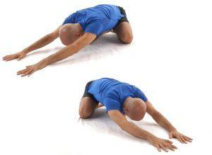 Quadratus Lumborum Stretch